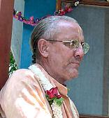 Swami B. G. Narasingha Jagat Guru Dasa