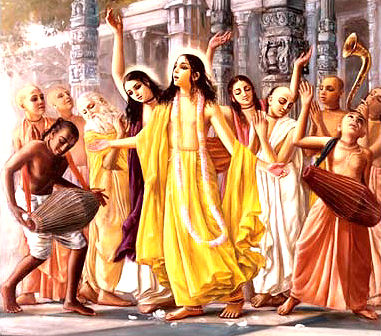 Sri Siksastakam - Eight Instructions of Sri Chaitanya Mahaprabhu