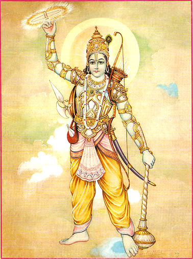 Lord Kṛṣṇa is known as Cakradhara - One Who Carries the Disc