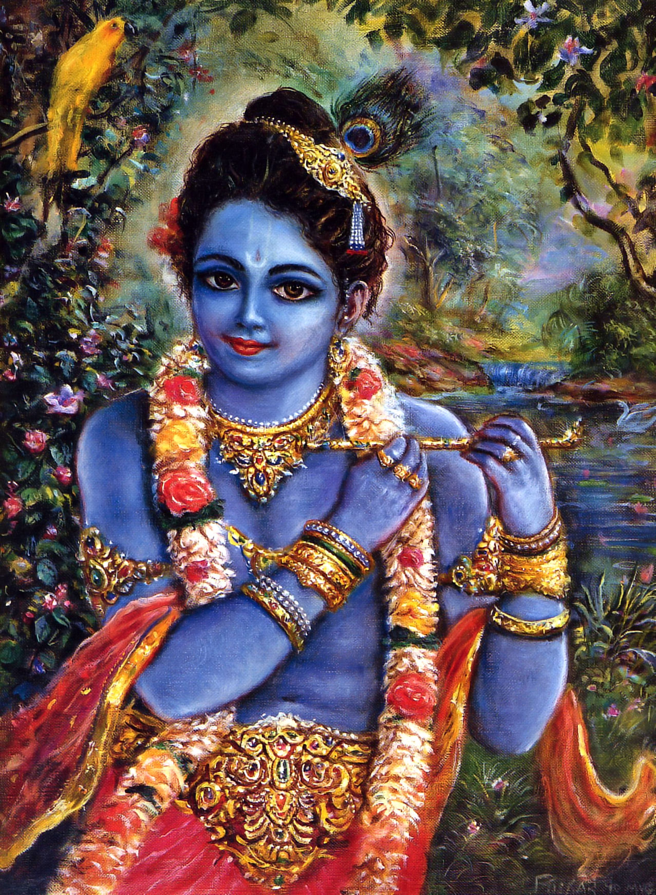 Uncategorized beautiful radha krishna hd wallpaper shri krishna and radha rani beautiful lighting effects hd wallpaper - Krishna Shyamasundara
