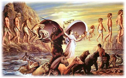 Samsara - o eterno ciclo de nascimento e morte