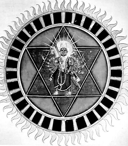 Sudarśana-Cakra - The Wheel of the Lord