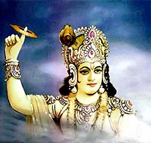 Sudarsana Chakra The Wheel Of The Lord