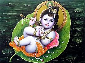 Krishna Vatapathra-Shayee