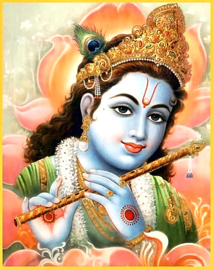 The Temptation News: 3d wallpapers of lord krishna  The Temptation ...
