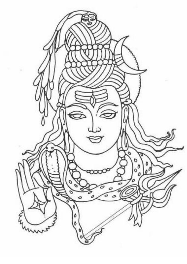 king named Chitraratha, who was a great devotee of lord Shiva, had