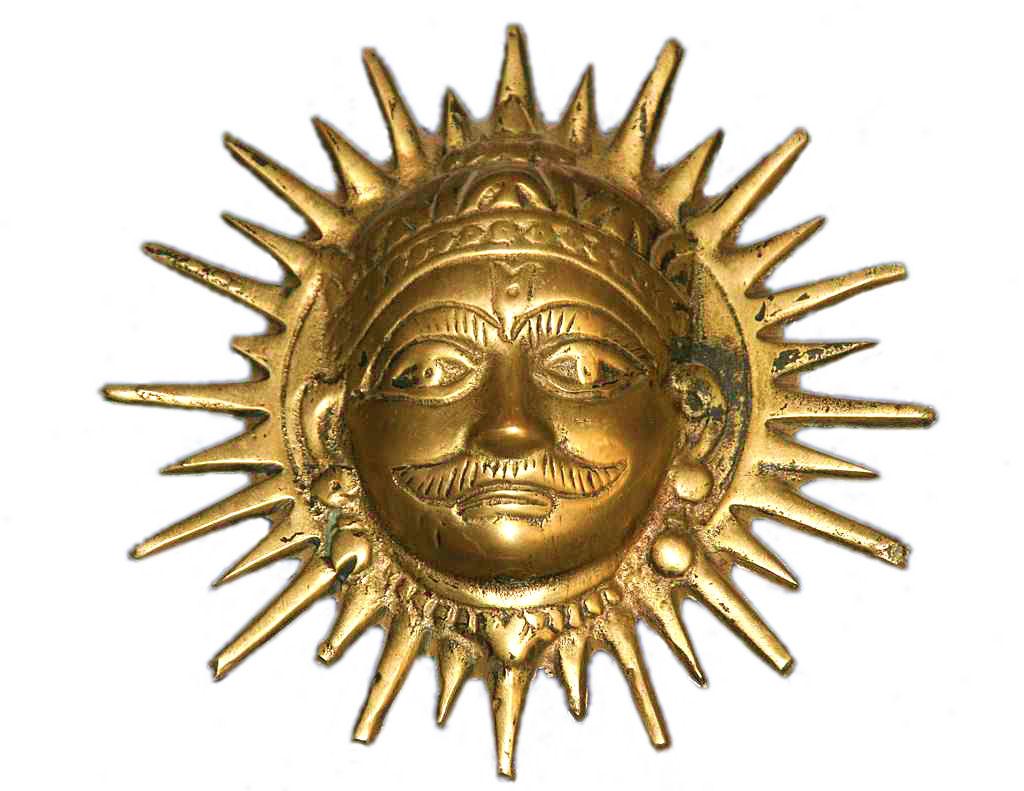 Chariot of the Sun God - Surya Narayana