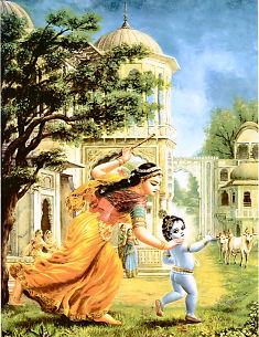 Yasoda - Krishna
