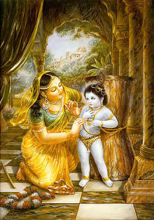 Lord Damodar - Krishna